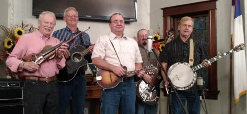 11.6.16 Bluegrass Demolition concert