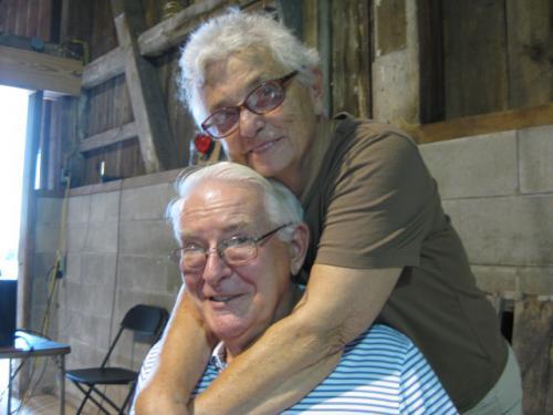 Ed & Pauline Killen