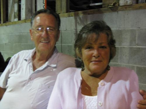Jerry & Erika Weaver